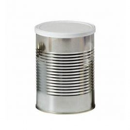 800g empty tin without lid