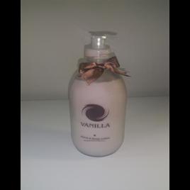 Hand Cream Vanilla 500g