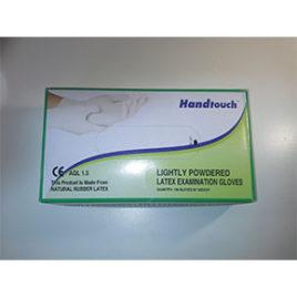 Latex Gloves 100