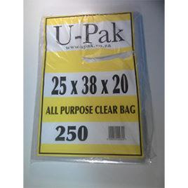 Plastic Bags (250 Units)