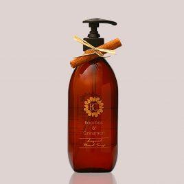 Hand Wash Rooibos/Cinnamon 500g