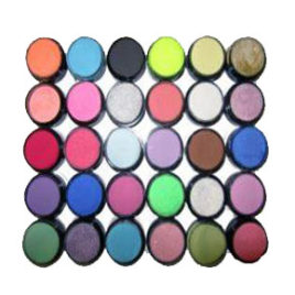 Acrylic Colours Standard Range (Email for Colour Chart) 4g