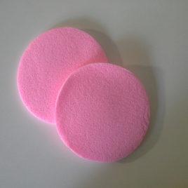 Facial Sponges Pink (pair)