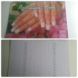 Appointment Book 100pages 440mmx 290mm
