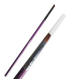 Purple Handle Gel Brush 4F