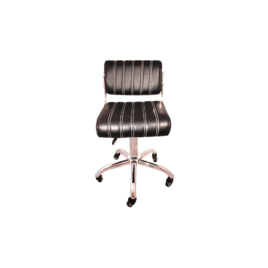 Therapist Chair Black or White with Gas Lift