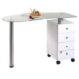 Nail Table (White)