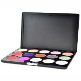 15 Colour Eyeshadow/Blush Palette (26mm)