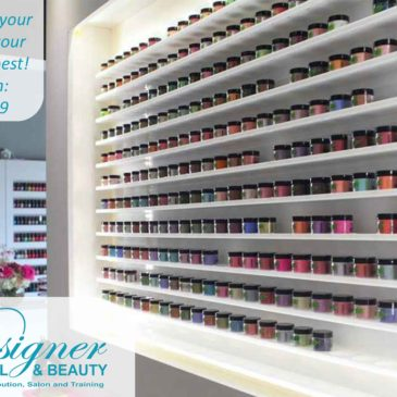 Stock up your salon with the best! Use Designer Nail And Beauty!