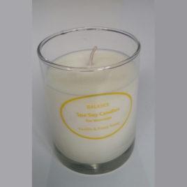 Soy Massage Candle Balance (Vanilla & Ylang Ylang ) 250g