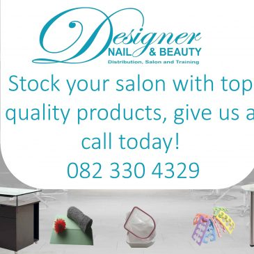 Buy all your make-up and beauty products for your salon from Designer Nail and Beauty.