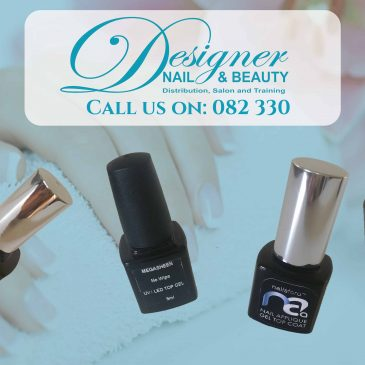 Designer Nail and Beauty has all your salon could possibly need.