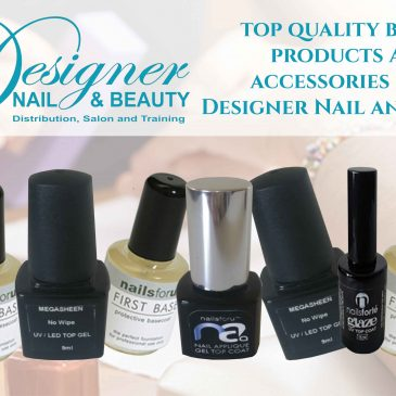 Designer Nail and Beauty distribute only high end beauty products and accessories.