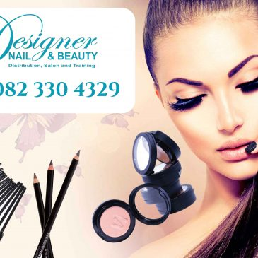 """My Colour Make-Up"" is available from Designer Nail and Beauty."
