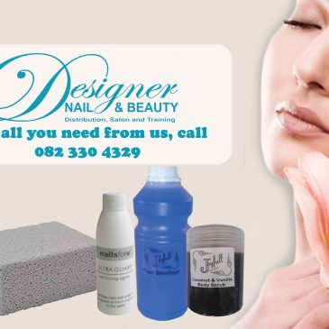 Designer Nail and Beauty have got all you need.