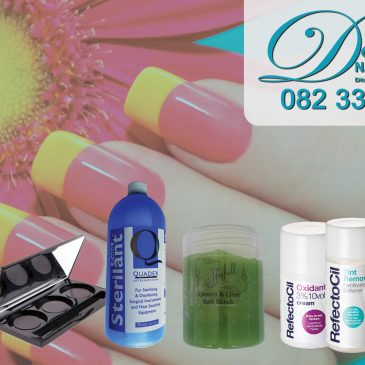 Designer Nail & Beauty stock it all.