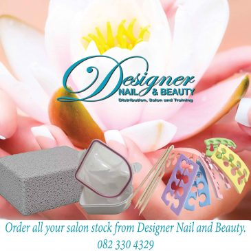 Order all your salon stock from Designer Nail and Beauty.