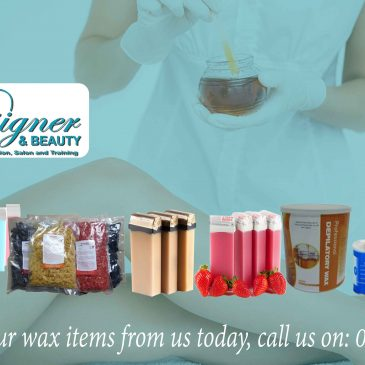 Order all your wax items from us today.