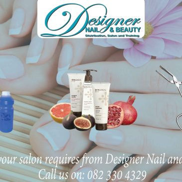 Avoid the December rush, order all your salon stock from Designer Nail and Beauty.