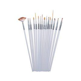 Nail Art 15 Piece Brush Set R110