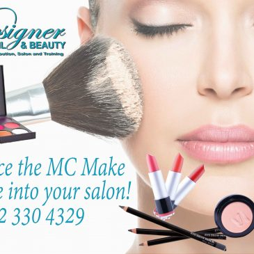 Introduce the MC Make Up range into your salon!