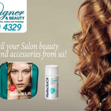 Look no further than Designer Nail and Beauty when needing new stock for your salon.