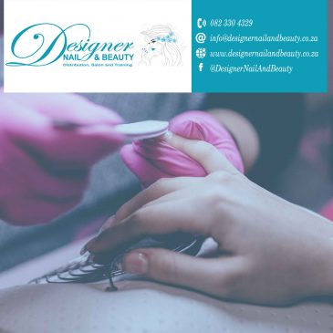 Order all your nail care products from Designer Nail and Beauty.