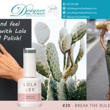 Look amazing with Lola Lee Gel Polish!
