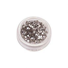 Swarovski Crystal Silver Size 04