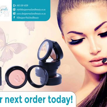 Complete range of MC Make Up products