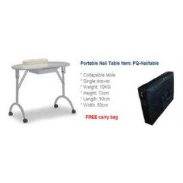 Portable Nail Tech Table