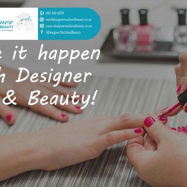Designer Nail & Beauty Distribution, Salon needs and training!