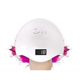 UV/LED Gel Lamp 48watt 10s/30s/60s/99s. Non slip base