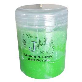 Salt Scrub Lime/Lemon 500g